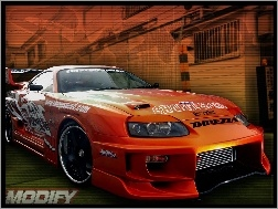 Tuning, Toyota Supra, Turbo
